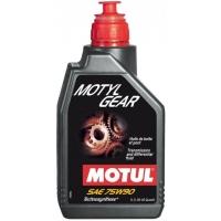 Масло трансмиссионное Motul Motylgear 75W-90 (1 л), 3381, Motul, Трансмиссионное масло