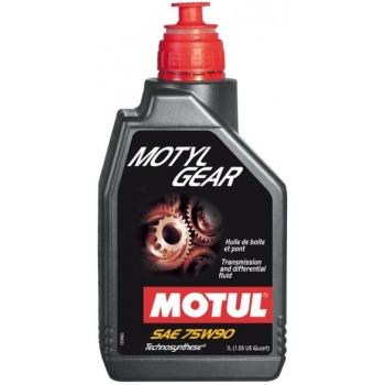 Масло трансмиссионное Motul Motylgear 75W-90 (1 л)
