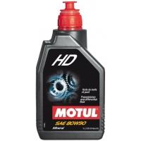 Масло трансмиссионное Motul HD 80W-90 (1 л), 3388, Motul, Трансмиссионное масло