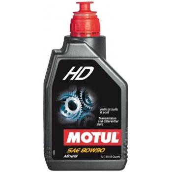 Масло трансмиссионное Motul HD 80W-90 (1 л)