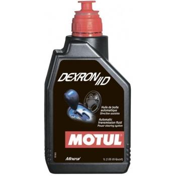 Масло для АКПП и гидроприводов Motul Dexron II D (1 л)
