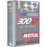 Спортивное моторное масло Motul 300V Le Mans 20W-60 (2 л)