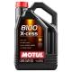 Моторное масло Motul 8100 X-cess 5W-30 (5 л)