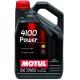 Полусинтетическое моторное масло Motul 4100 Power 15W-50 (5 л)