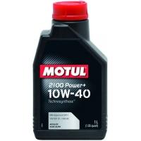 Полусинтетическое моторное масло Motul 2100 Power+ 10W-40 (1 л), 3216, Motul, Моторное масло