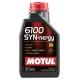 Моторное масло Motul 6100 Syn-nergy 5W-30 (1 л)