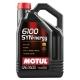 Моторное масло Motul 6100 Syn-nergy 5W-30 (4 л)