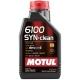 Синтетическое моторное масло Motul 6100 Syn-clean 5W-40 (1 л)