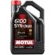 Синтетическое моторное масло Motul 6100 Syn-clean 5W-40 (4 л)