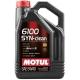 Синтетическое моторное масло Motul 6100 Syn-clean 5W-40 (5 л)