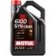 Синтетическое моторное масло Motul 6100 Syn-clean 5W-30 (5 л)