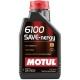 Синтетическое моторное масло Motul 6100 Save-nergy 5W-30 (1 л)