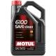 Синтетическое моторное масло Motul 6100 Save-clean 5W-30 (5 л)
