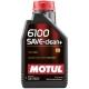 Синтетическое моторное масло Motul 6100 Save-clean+ 5W-30 (1 л)