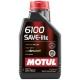 Синтетическое моторное масло Motul 6100 Save-lite 0W-20 (1 л)