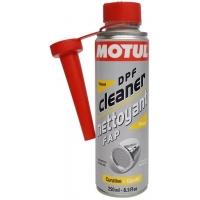 Очиститель сажевого фильтра Motul DPF Cleaner Diesel (0,25 л), 4602, Motul, Присадки