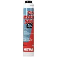 Высокотемпературная смазка Motul Tech Grease 300 NLGI 2 (0,4 кг)