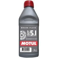 Тормозная жидкость Motul DOT 5.1 Brake Fluid (1 л), 3470, Motul, Тормозная жидкость