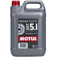 Тормозная жидкость Motul DOT 5.1 Brake Fluid (5 л), 3471, Motul, Тормозная жидкость