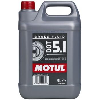 Тормозная жидкость Motul DOT 5.1 Brake Fluid (5 л)