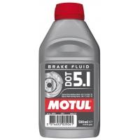 Тормозная жидкость Motul DOT 5.1 Brake Fluid (0,5 л), 3469, Motul, Тормозная жидкость