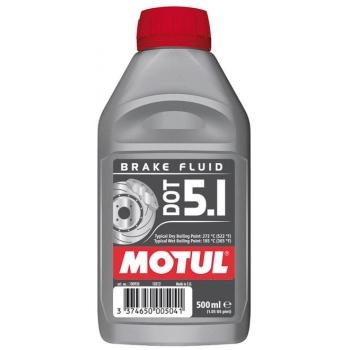 Тормозная жидкость Motul DOT 5.1 Brake Fluid (0,5 л)