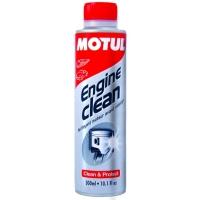 Промывка масляной системы Motul Engine Clean Auto (0,3 л), 3414, Motul, Промывки