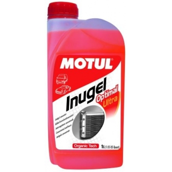 Антифриз Motul Inugel Optimal Ultra -54°C (1 л)