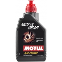 Масло трансмиссионное Motul Motylgear 75W-80 (1 л), 3371, Motul, Трансмиссионное масло