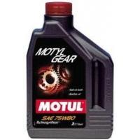 Масло трансмиссионное Motul Motylgear 75W-80 (2 л), 3372, Motul, Трансмиссионное масло