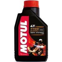 Масло для 4-тактных двигателей Motul 7100 4T 20W-50 (1 л), 3580, Motul, Мото программа