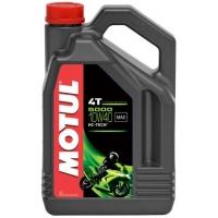 Масло для 4-тактных двигателей Motul 5000 4T 10W-40 (4 л), 3337, Motul, Мото программа
