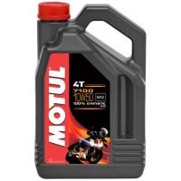 Масло для 4-тактных двигателей Motul 7100 4T 10W-50 (4 л), 3575, Motul, Мото программа