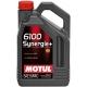 Моторное масло Motul 6100 Synergie+ 5W-40 (4 л)