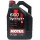 Моторное масло Motul 6100 Synergie+ 5W-40 (5 л)