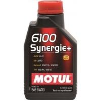 Моторное масло Motul 6100 Synergie+ 5W-30 (1 л), 3192, Motul, Моторное масло