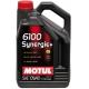 Полусинтетическое моторное масло Motul 6100 Synergie+ 10W-40 (4 л)