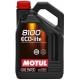 Синтетическое моторное масло Motul 8100 Eco-lite 5W-30 (5 л)