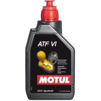Масло для АКПП и гидроприводов Motul ATF VI (1 л), 3398, Motul, Трансмиссионное масло