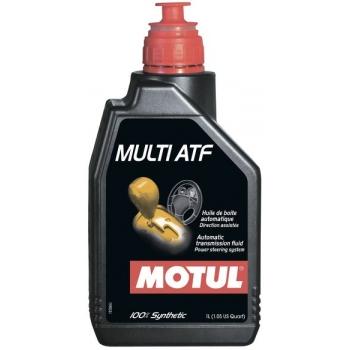 Масло для АКПП и гидроприводов Motul Multi ATF (1 л)