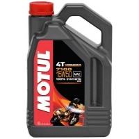 Масло для 4-тактных двигателей Motul 7100 4T 15W-50 (4 л), 3577, Motul, Мото программа