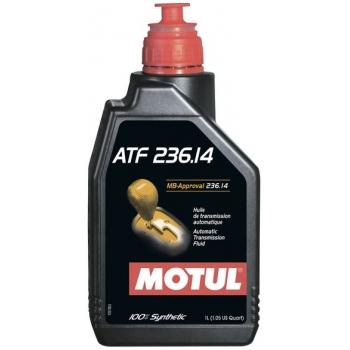 Масло для АКПП и гидроприводов Motul ATF 236.14 (1 л)