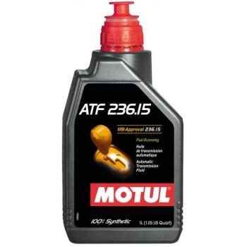 Масло для АКПП и гидроприводов Motul ATF 236.15 (1 л)
