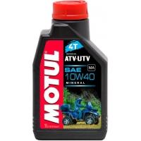 Масло для квадроциклов Motul ATV-UTV 4T 10W-40 (1 л), 3615, Motul, Мото программа