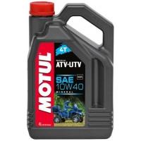 Масло для квадроциклов Motul ATV-UTV 4T 10W-40 (4 л), 3616, Motul, Мото программа