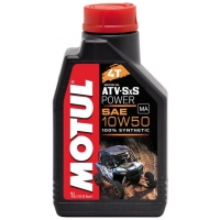 Масло для квадроциклов Motul ATV-SxS Power 4T 10W-50 (1 л), 3608, Motul, Мото программа