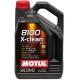 Синтетическое моторное масло Motul 8100 X-Clean 5W-40 (5 л)