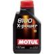 Синтетическое моторное масло Motul 8100 X-power 10W-60 (1 л)