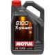 Синтетическое моторное масло Motul 8100 X-power 10W-60 (4 л)