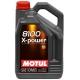 Синтетическое моторное масло Motul 8100 X-power 10W-60 (5 л)